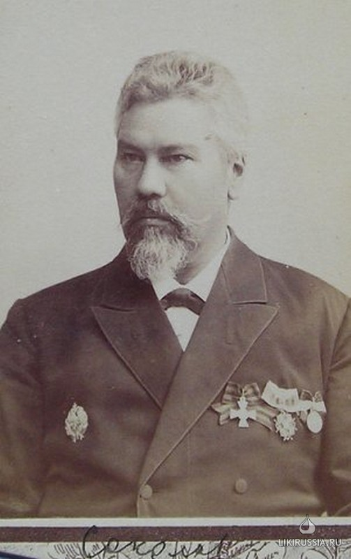 Соколов, преп. семинарии, врач. 1902