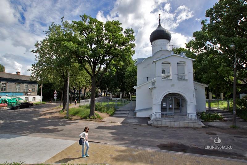Церковь Георгия со Взвоза (Псков)