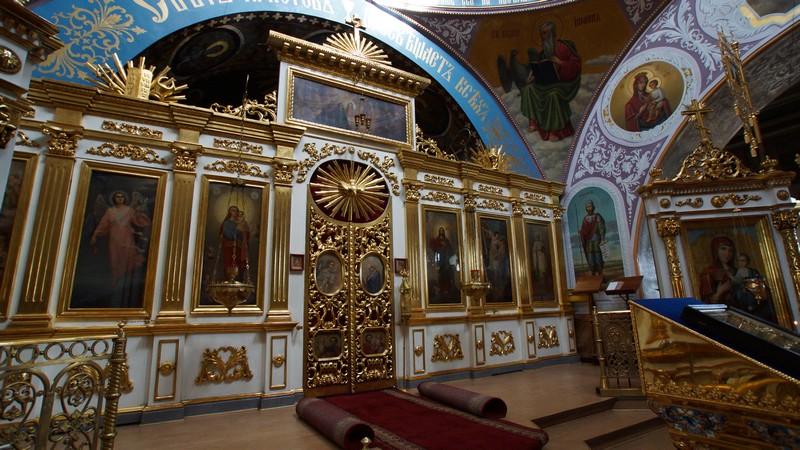 Никольская церковь. Оренбург