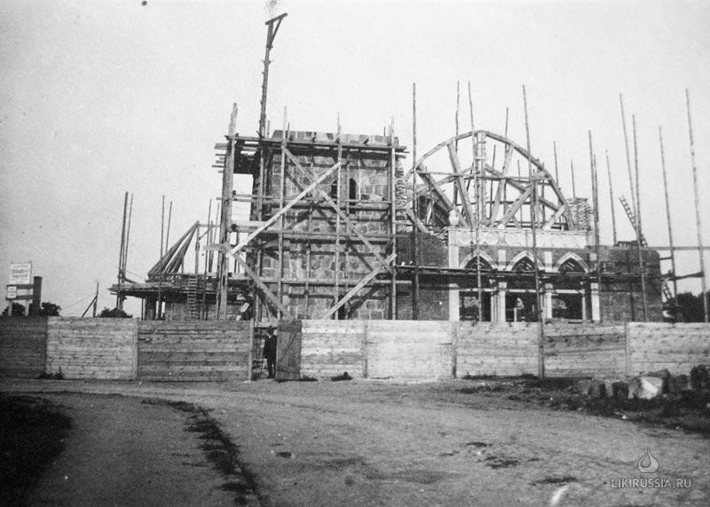 Храм Покрова Пресвятой Богородицы.Кирха в Кенигсберге (г.Калининград)