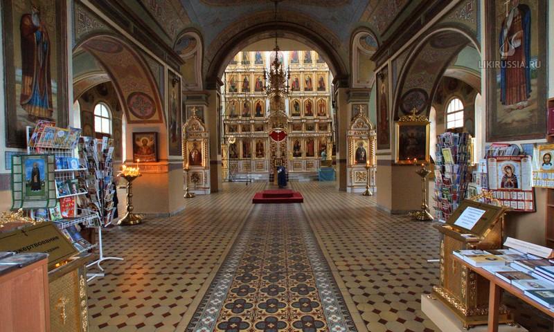 Свято-Троицкий кафедральный собор, г. Покровск