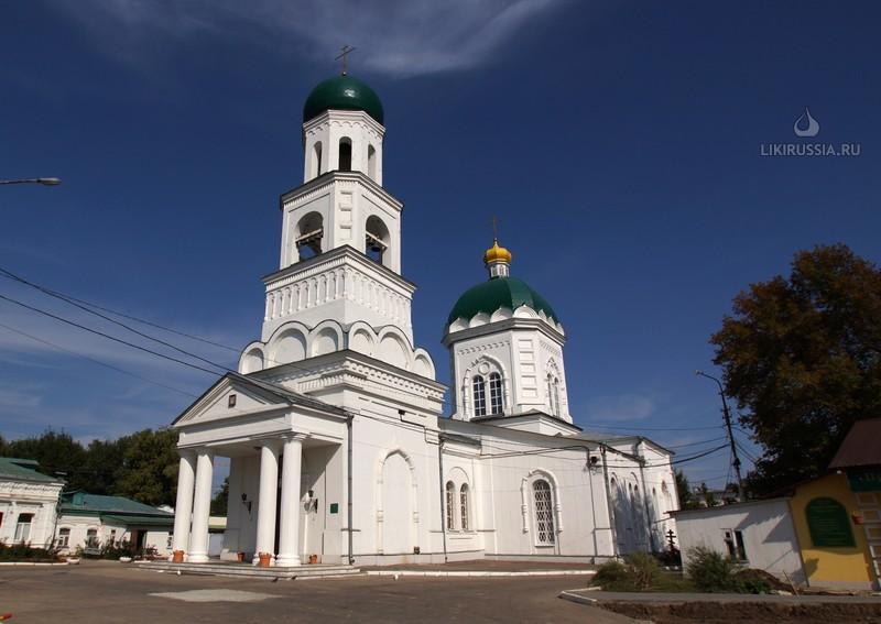 Свято-Троицкий кафедральный собор, г. Покровск (Энгельс)